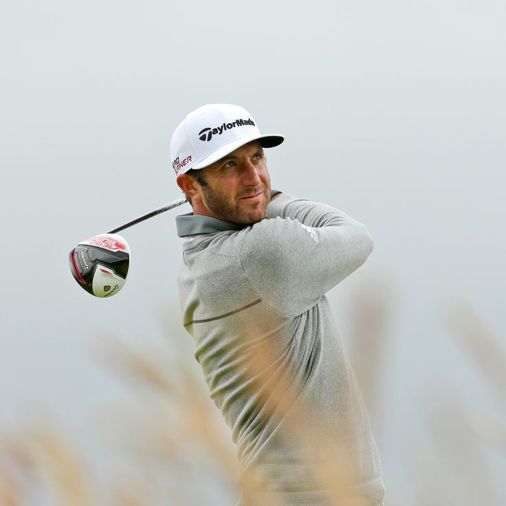 Dustin Johnson opens with 7-under 65 to take early lead at The Open