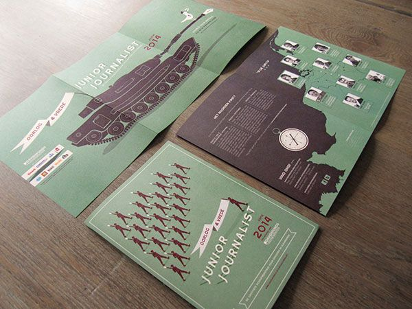 25 best Creative brochure-layout images on Pinterest Brochure - modern brochure design
