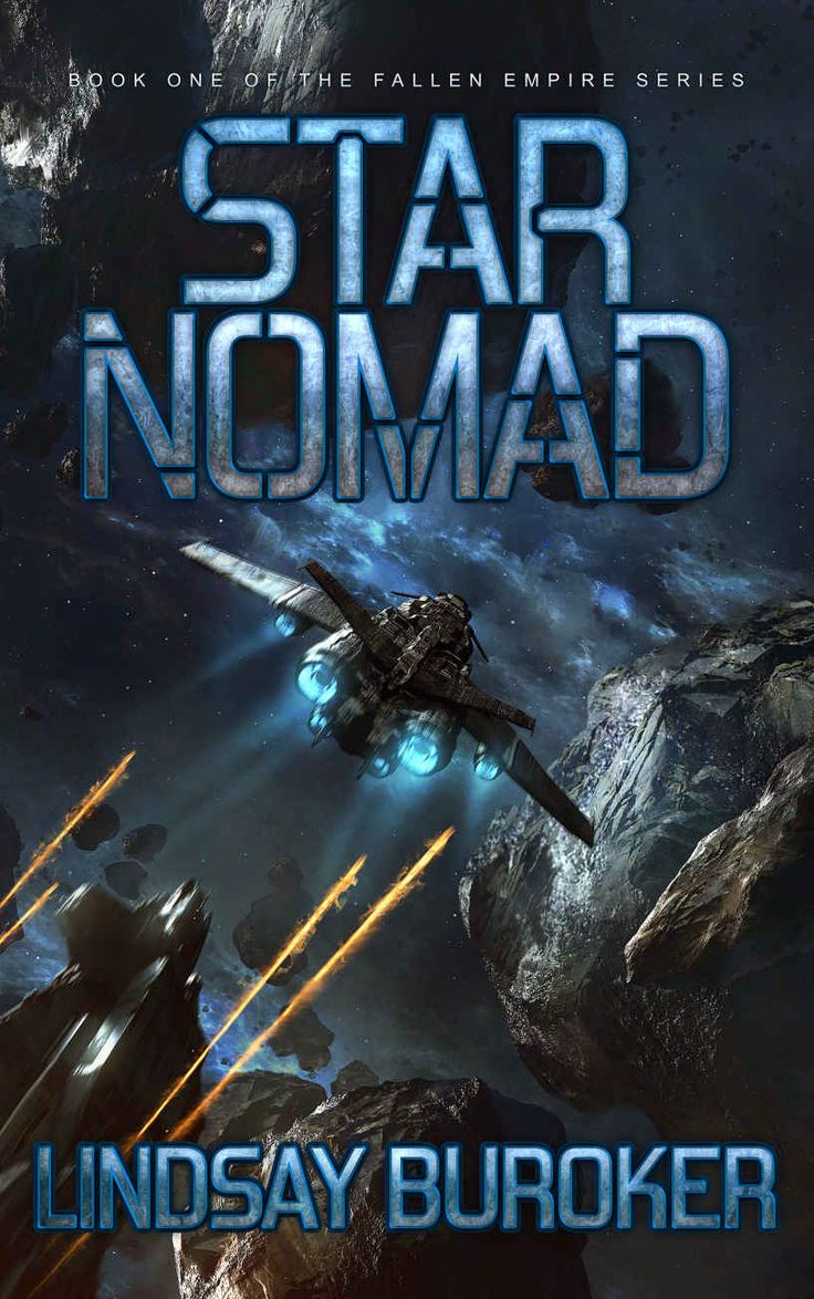 Amazon: Star Nomad: Fallen Empire, Book 1 Ebook: Lindsay Buroker
