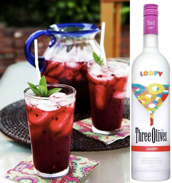 Drinks Made With Three Olives Chocolate Vodka