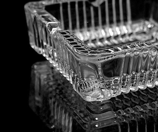 Klasyczna popielniczka szklana | Popielniczki | Upominki24.com
