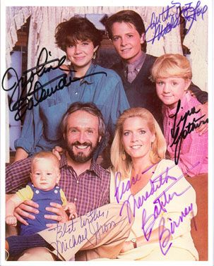 Family Ties - gotta love Michael J Fox
