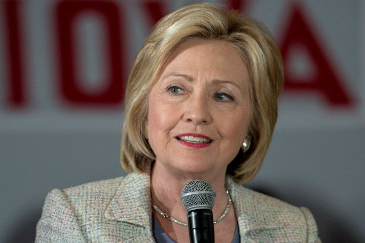 Hillary Clinton's $600haircut - looking good for 68 years old - doesn't sound like she resonates well with regular folk, though.