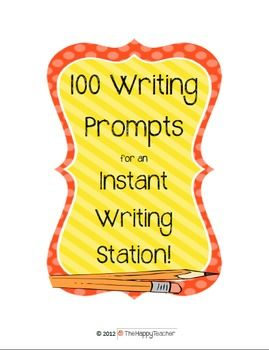 writing prompts using quotes