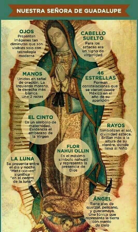 Nuestra Señora de Guadalupe...                                                                                                                                                                                 More