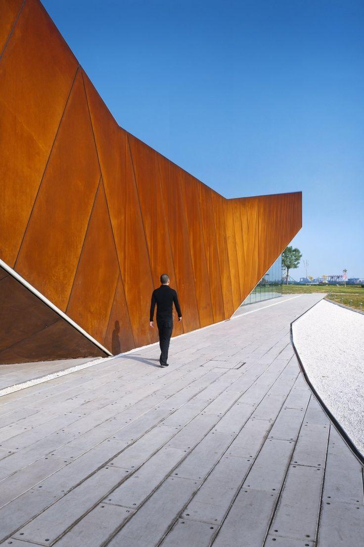 Vanke Triple V Gallery by Ministry of Design