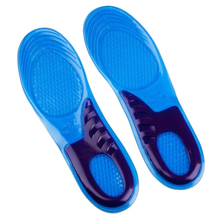 [Visit to Buy] AUAU New Orthotic Arch Support Massaging Gel Insoles Woman(size6-9 A0) & Man (sizes 8-12 B0) #Advertisement