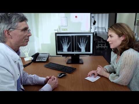 tv-reclame van het Reumafonds voor de collecte van 2013