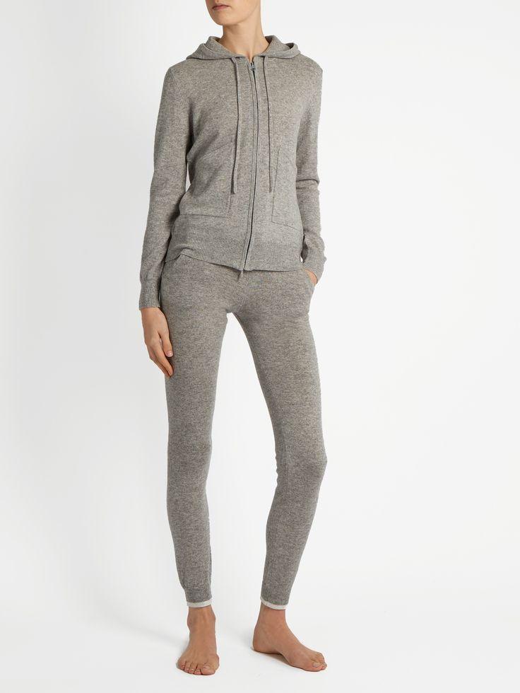 Drawstring-waist cashmere track pants | Pepper & Mayne | MATCHESFASHION.COM UK