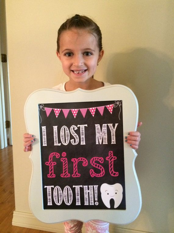 Tooth Fairy // Tooth Fairy Prop // Loose by ChalkingItUpBoards