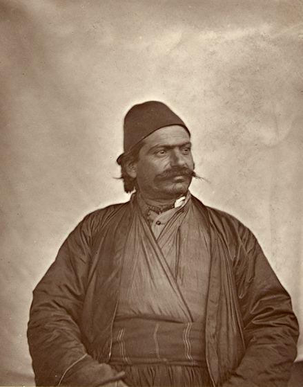 Greek Cypriot man, 1878, Cyprus