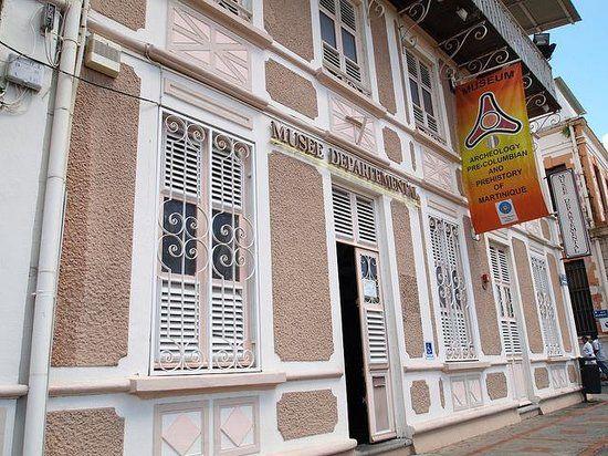 Musee Departemental de la Martinique (Fort-de-France): Address, Phone ...