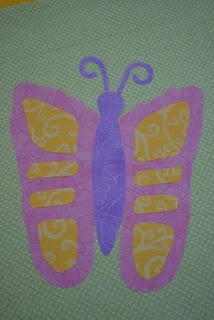 jessica I would love you to make one of these for me! Footprint butterfly! So cute.: Wall Canvas