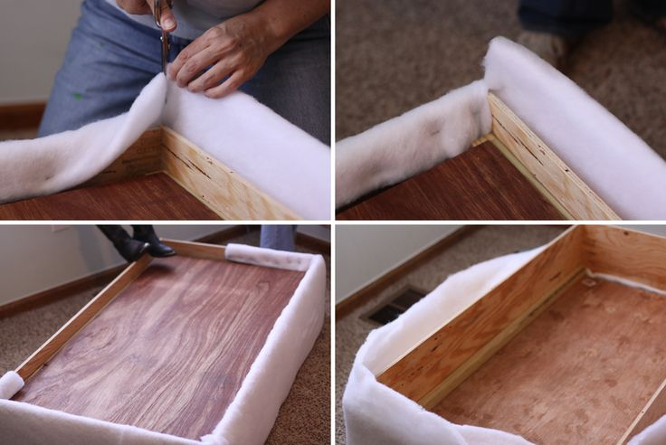 Make your own toddler bed for <$40