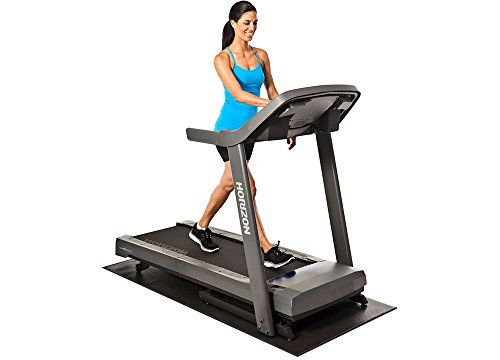 """Horizon Fitness T101-04 Treadmill 