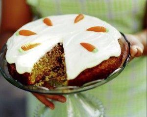 Weltbester Karottenkuchen von Leila Lindholm