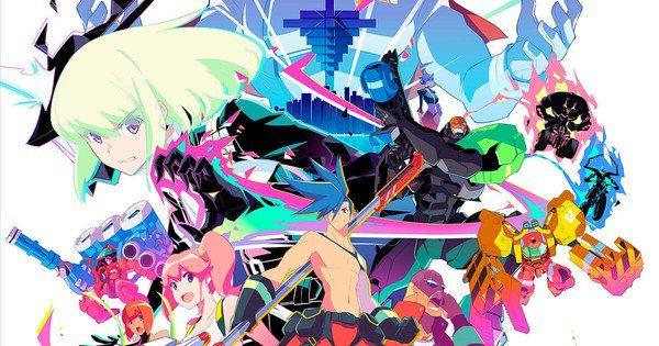 Promare Anime Film Gets 10 Minute Prequel Galo Hen Promare