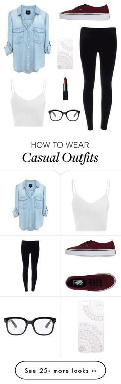 casual by angiee125 on Polyvore Clothing, Shoes & Jewelry - Women - women's jeans - http://amzn.to/2jzIjoE