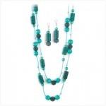 Azure Fantasy Jewelry Set available @ $12.95