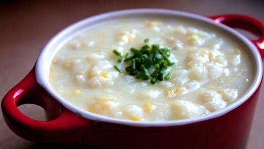 Potato and Leek Chowder recipe