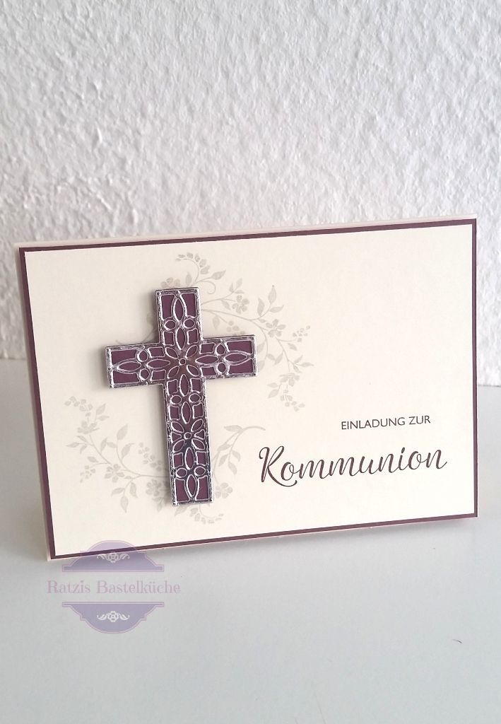 52 best Stampin up Konfirmation und Kommunion images on Pinterest