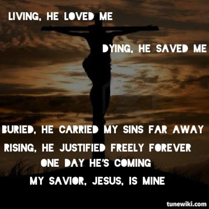 My Savior Loves, My Savior Lives -Casting Crowns Lyrics ...