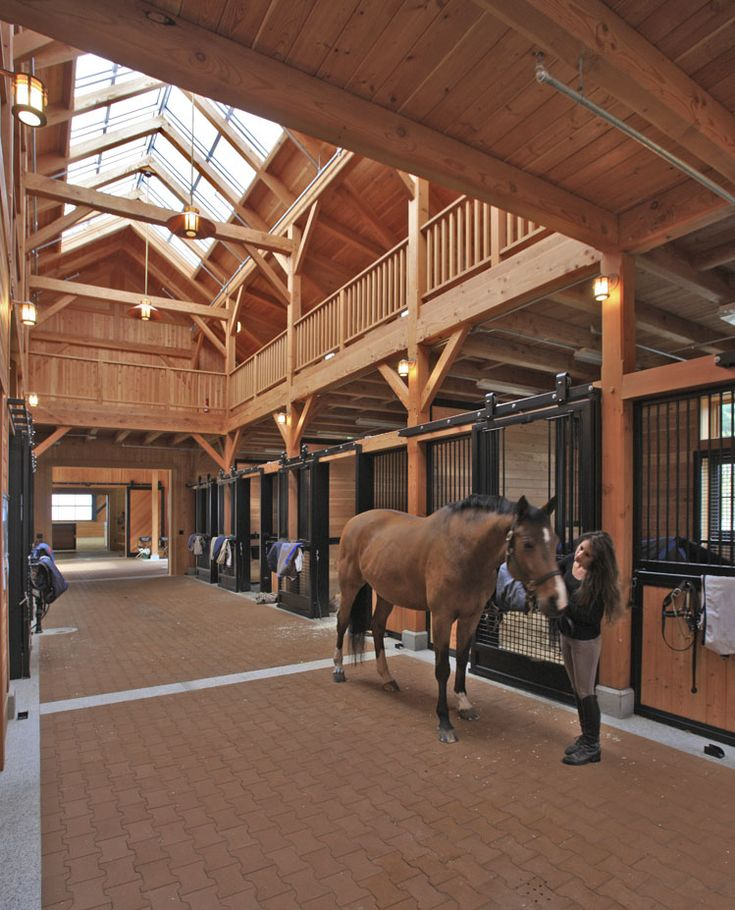 178 Best Images About Fancy Horse Barns On Pinterest