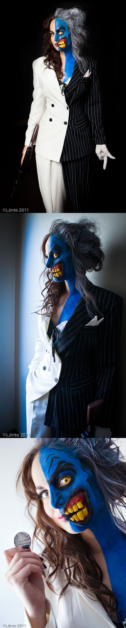The 272 best images about Halloween make up/Costumes on Pinterest ...