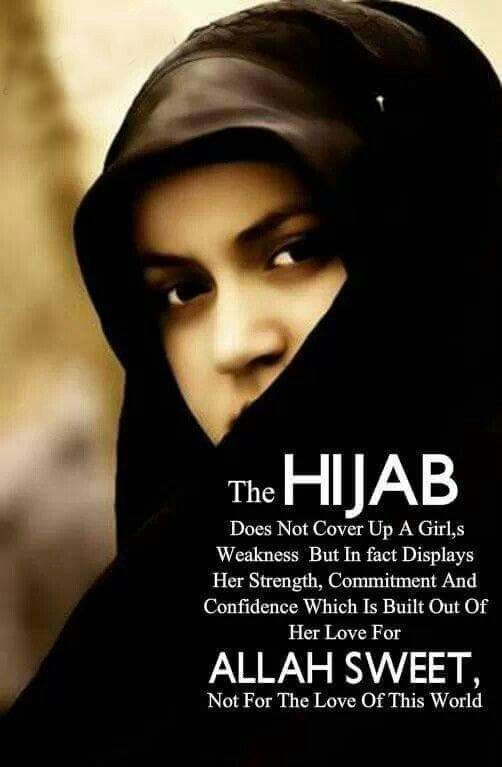 Importance of hijab
