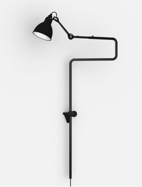 La Lampe Gras,  designed by architect Bernard-Albin Gras, was initially designed as a series of lamps for use in office and industrial environments. It has grown to become an unbeatable range of fabulously flexible lamps.