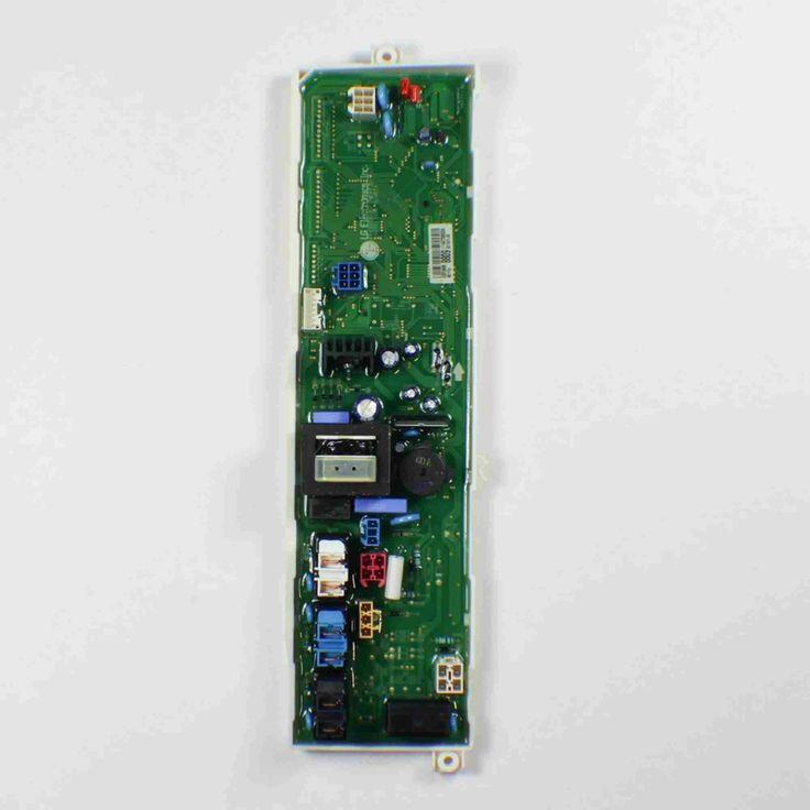 EBR36858809 Clothes Dryer Control Board