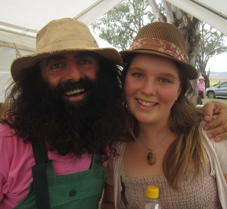 With Costa the face of Gardening Australia ABC TV