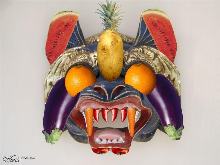 Archiboldo's Mask - Worth1000 Contests