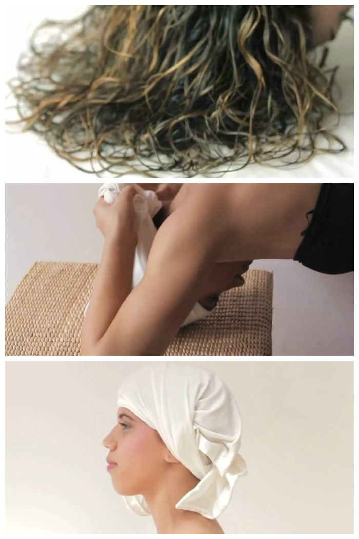 Hair Plopping For Natural Curls Guide | Hair | Grazia Daily