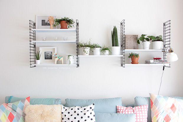 Tomado shelves @IDAinteriorlifestyle