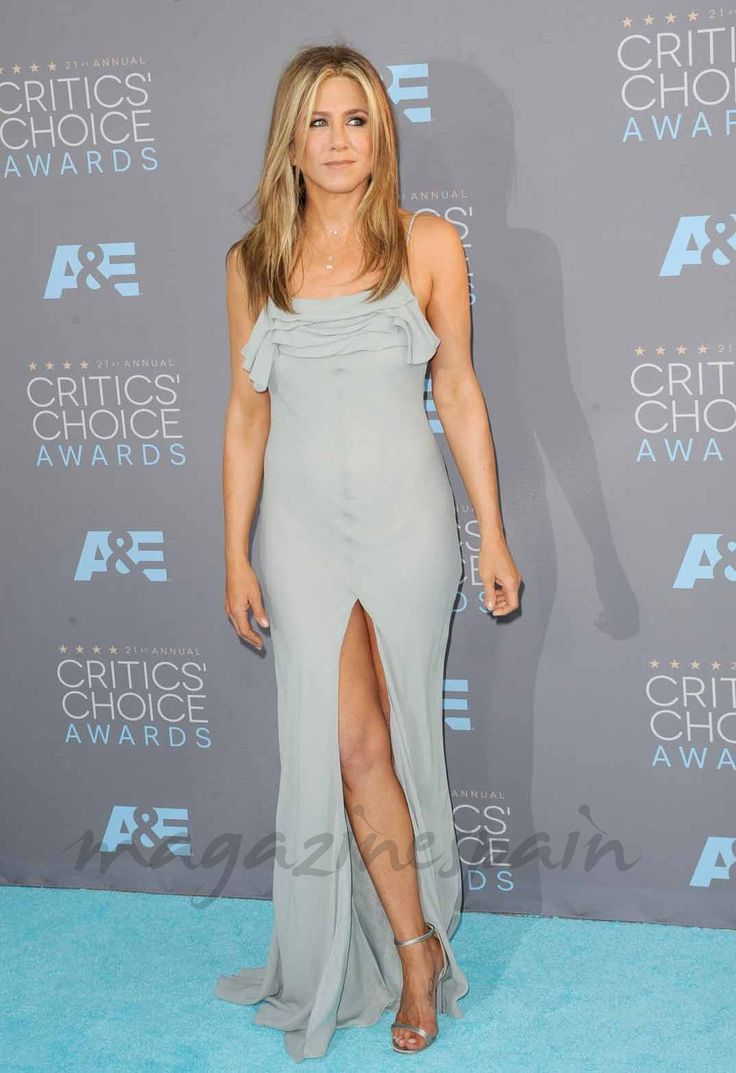 Jennifer Aniston desmiente estar embarazada