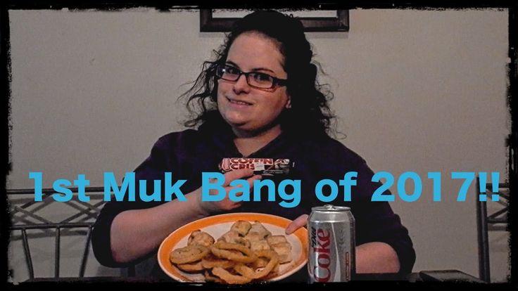 First Muk Bang of 2017!!| Muk Bang (Eating Show) | DollysVlog