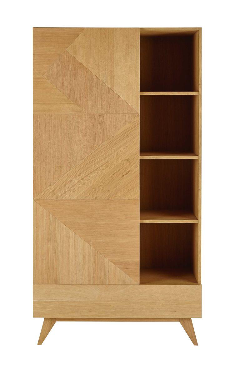 1000 id es sur le th me armoires en bois clair sur. Black Bedroom Furniture Sets. Home Design Ideas
