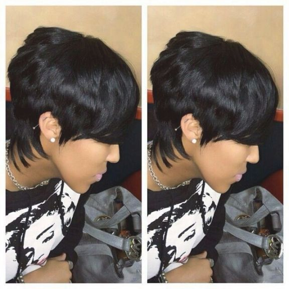 27 Piece Quick Weave Hairstyles | Immodell with regard to Top 27 Piece Short Qui…