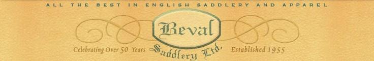 Beval Saddlery LTD. The Best In English Saddlery