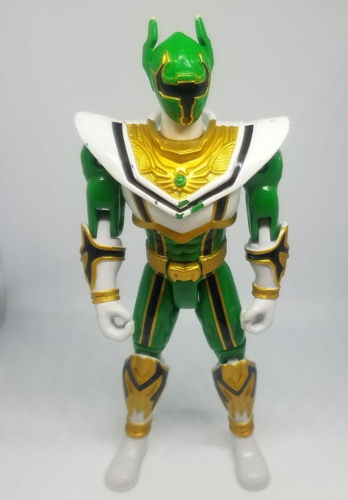 2006 Power Rangers MYSTIC FORCE Mystic Sound GREEN RANGER action figure XANDER | Toys & Hobbies, Action Figures, TV, Movie & Video Games | eBay!