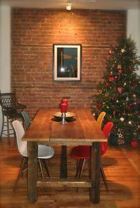 Table en bois de grange La Cardinale barnwood tableimage1