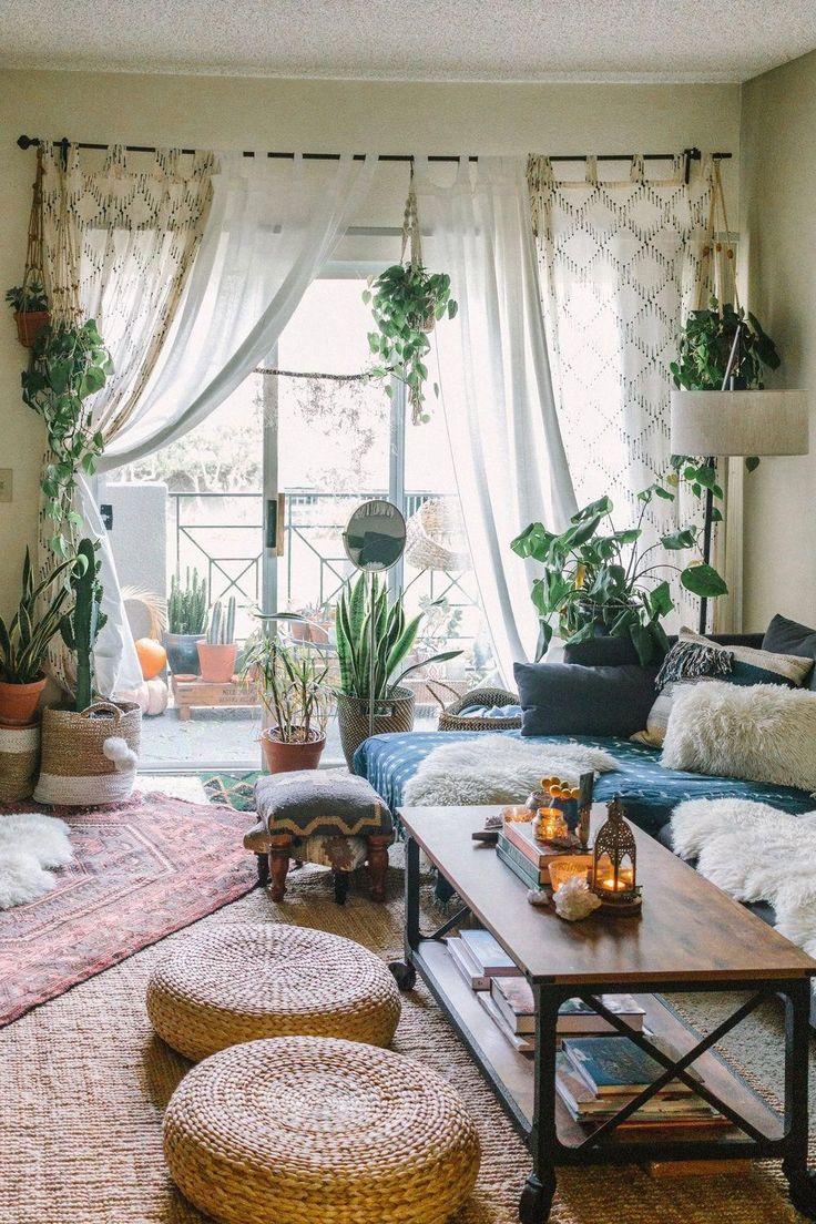 amazing bohemian interior design  zen living rooms