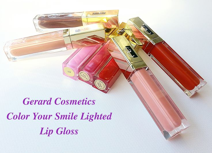 Check out my first impressions on the Gerard Cosmetics Color Your Smile Lighted Lip Gloss! #imats #imatssydney2014 #imatssydney #makeup #imatshaul #makeuphaul #makeupreview #beautyreview #cosmetics #lipglosses #lipgloss #beautybrands #beautyproducts #gerardcosmetics #whiteninglightning #Lipcolor #makeuptradeshow #internationalmake-upartisttradeshow #bbloggers #bbloggersau #ausbeautybabes #beautyblogger #beautynews