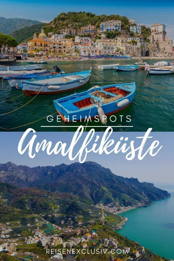 Immer Entlang Der Amalfikuste Amalfikuste Urlaub Italien Reisen