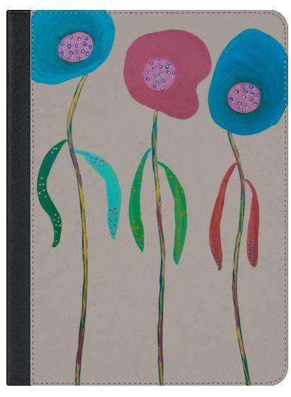 Casetify iPad Air 2 iPad Folio Case - We Need Flowers 3 by Helen Joynson