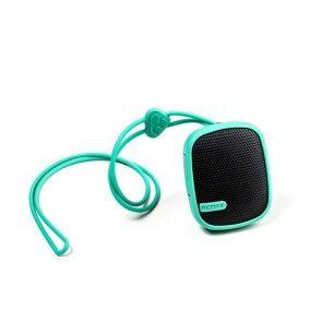 Remax RM-X2 (Grøn) Vandtæt Bluetooth Højtaler