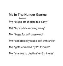 how to survive hunger games