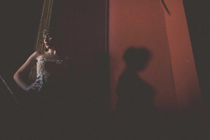 Haute couture dress by @achilleaseleni