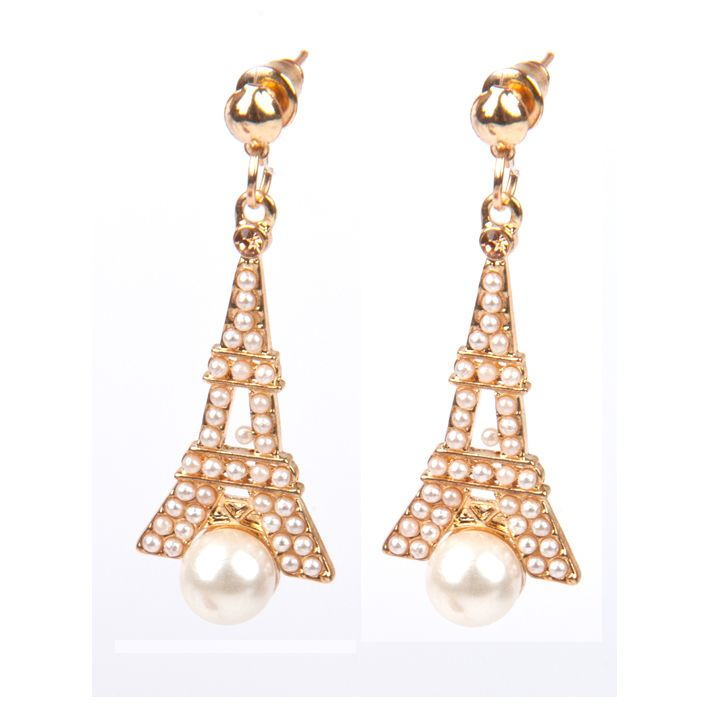 unique Style Tower Earring For Women